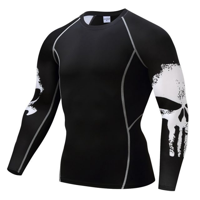 Breathable Compression T-Shirt