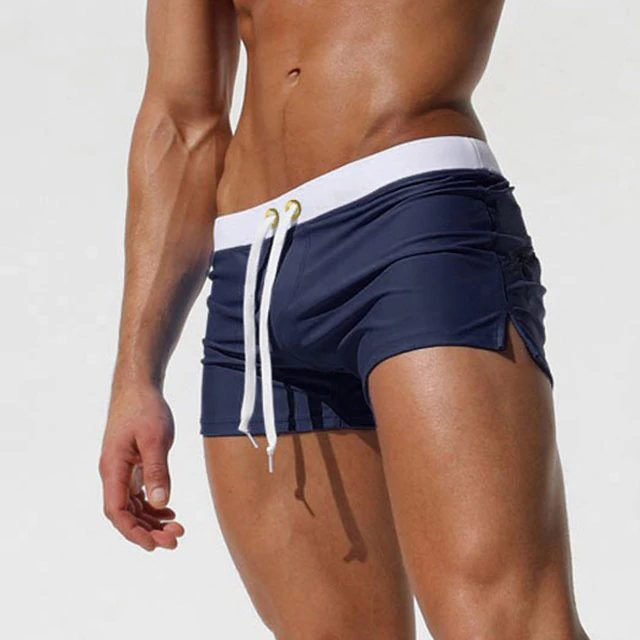 Men's Sexy Brief Swimsuit