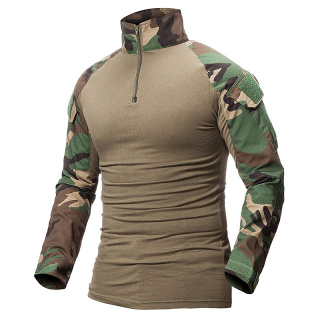 Men's Tactical Style Pullover