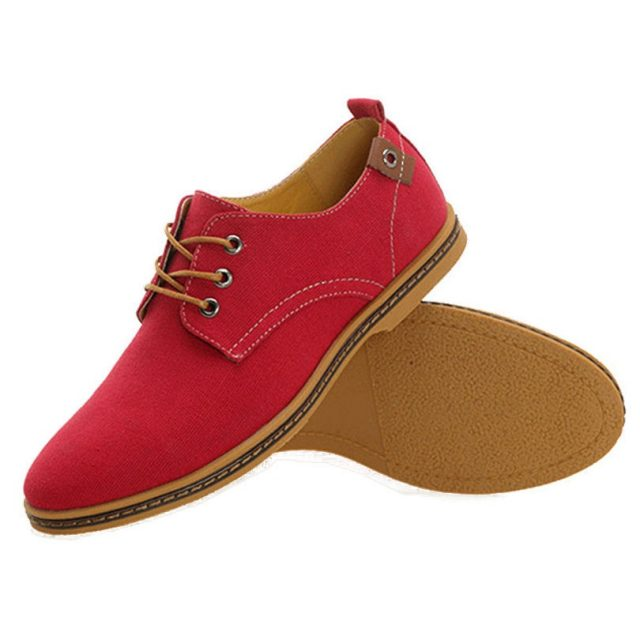 Men's Spring Casual Laced Shoes