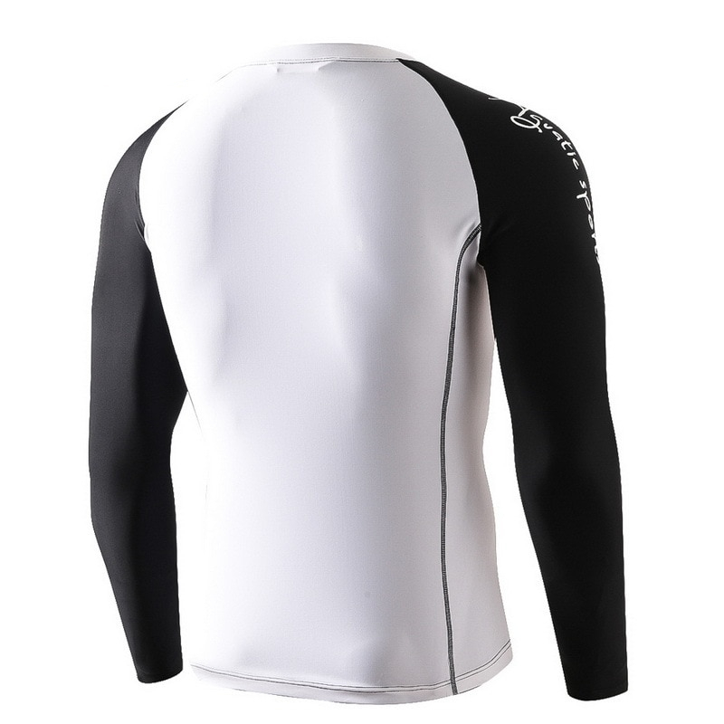 SABOLAY Couple Surfing Zipper Coat Rash Guards Anti-UV Quick-drying Swimsuit Men Women Beach Long Sleeve Tops Trousers Swimwear